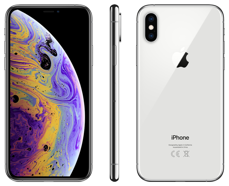 صورة Apple iPhone XS 256 GB Silver