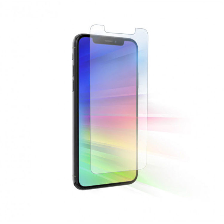 صورة ZAGG Invisible Shield Glass Elite Vision Guard Screen Protector for iPhone 11 Pro