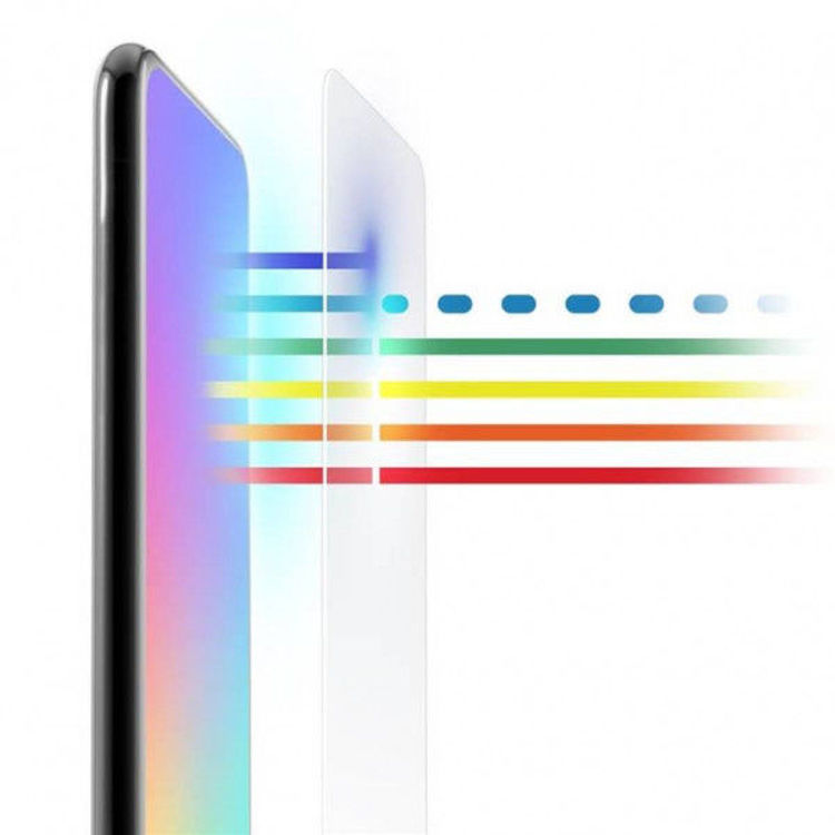 صورة ZAGG Invisible Shield Glass Elite Vision Guard Screen Protector for iPhone 12 mini