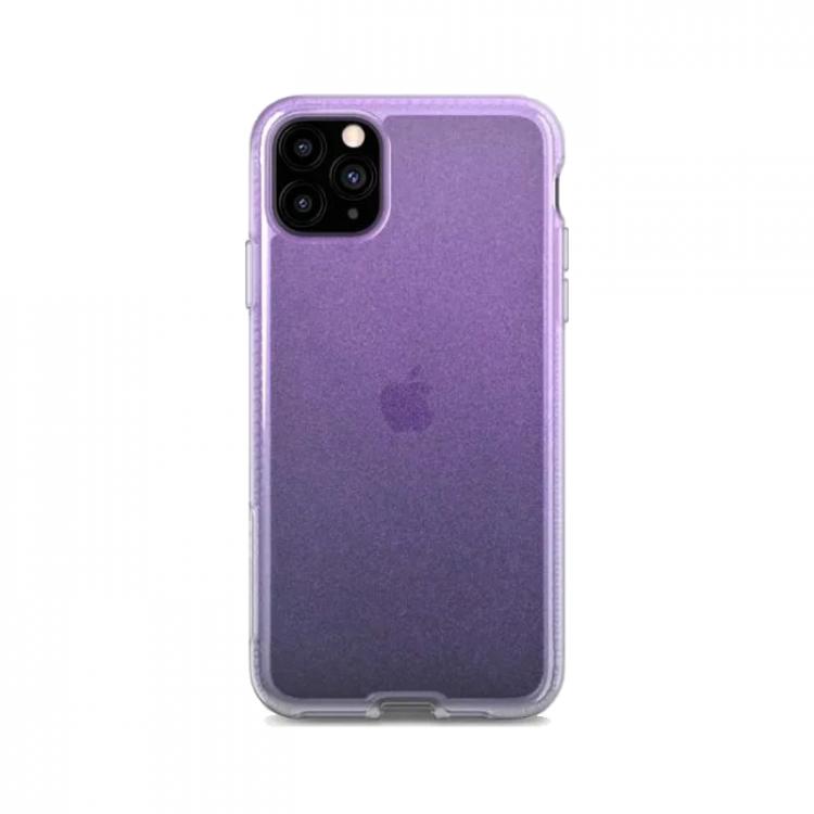 صورة Tech21 Pure Shimmer for iPhone 11 Pro Max (Pink)