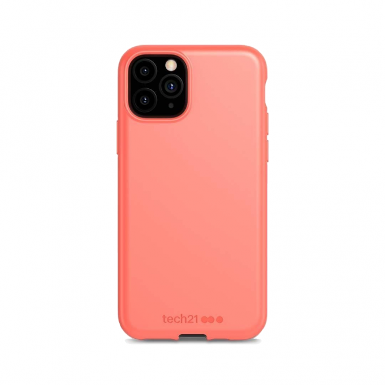 Picture of Tech21 Studio Colour for iPhone 11 Pro (Coral)