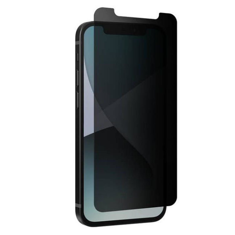 صورة ZAGG Invisible Glass Elite Privacy Screen Protector for iPhone 12 mini