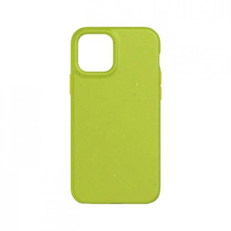 صورة Tech21 EcoSlim for iPhone 12/12 Pro (Green)
