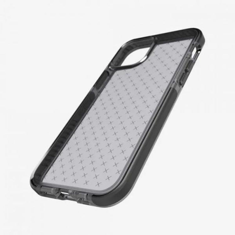 Picture of Tech21 EvoCheck for iPhone 12 mini (Smokey Black)