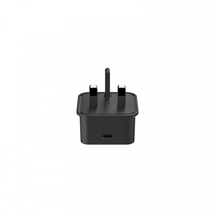 صورة Mophie USB-C 18W Wall Adapter (Black)