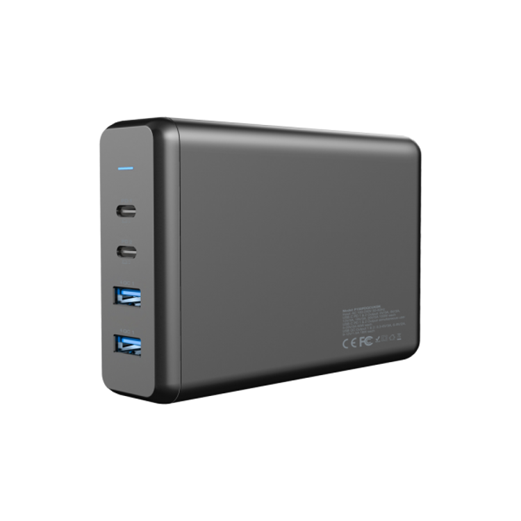 Picture of Powerology 4-Output 156W Quick Charging Power Terminal