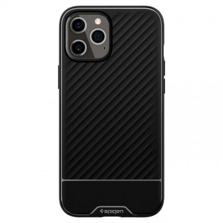 صورة Spigen Core Armor for iPhone 12 Pro Max (Black)