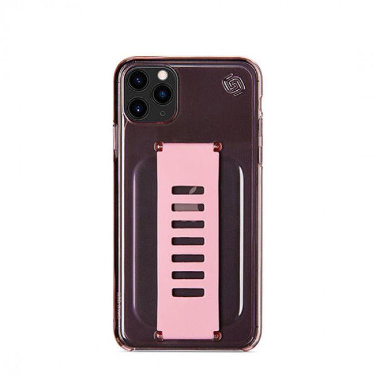 صورة Grip2u Slim Cover for iPhone 11 Pro (Neon Pink)