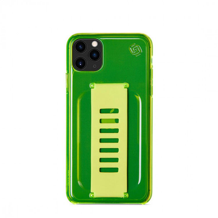 Picture of Grip2u Slim Cover for iPhone 11 Pro (Neon Yellow)