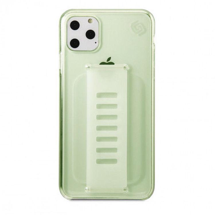 صورة Grip2u Slim Cover for iPhone 11 Pro Max ( Glow in the dark)