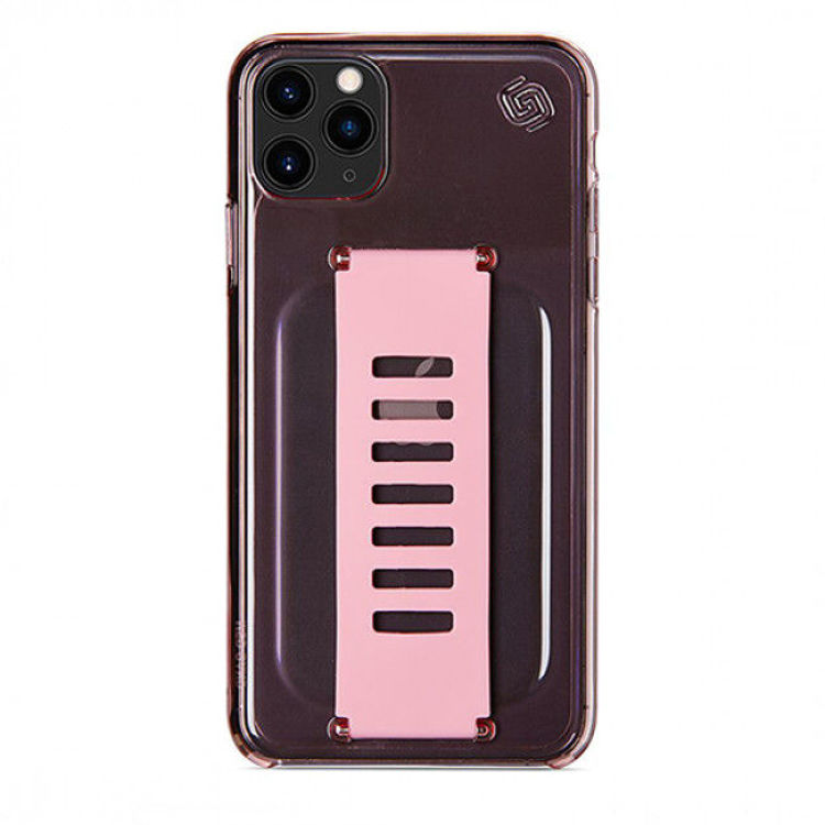 صورة Grip2u Slim Cover for iPhone 11 Pro Max (Neon Pink)