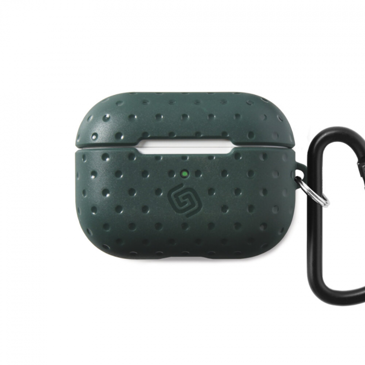 صورة Grip2u Shell for Airpods Pro (Midnight Green)