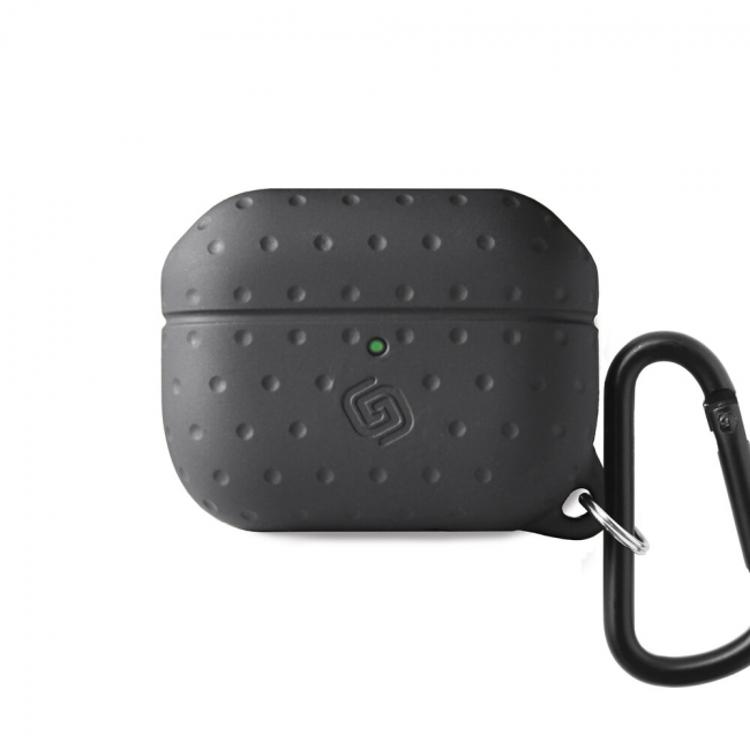صورة Grip2u Skin for Airpods Pro (Charcoal)