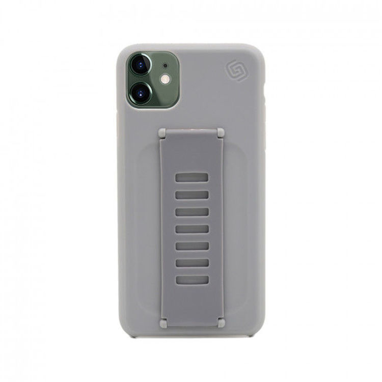 صورة Grip2u Slim Case for iPhone 11 (Graphite)