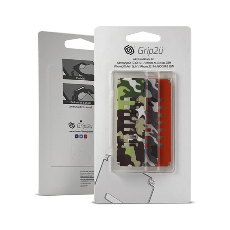 صورة Grip2u Replacement Pin Cap Medium Band Combo WUP