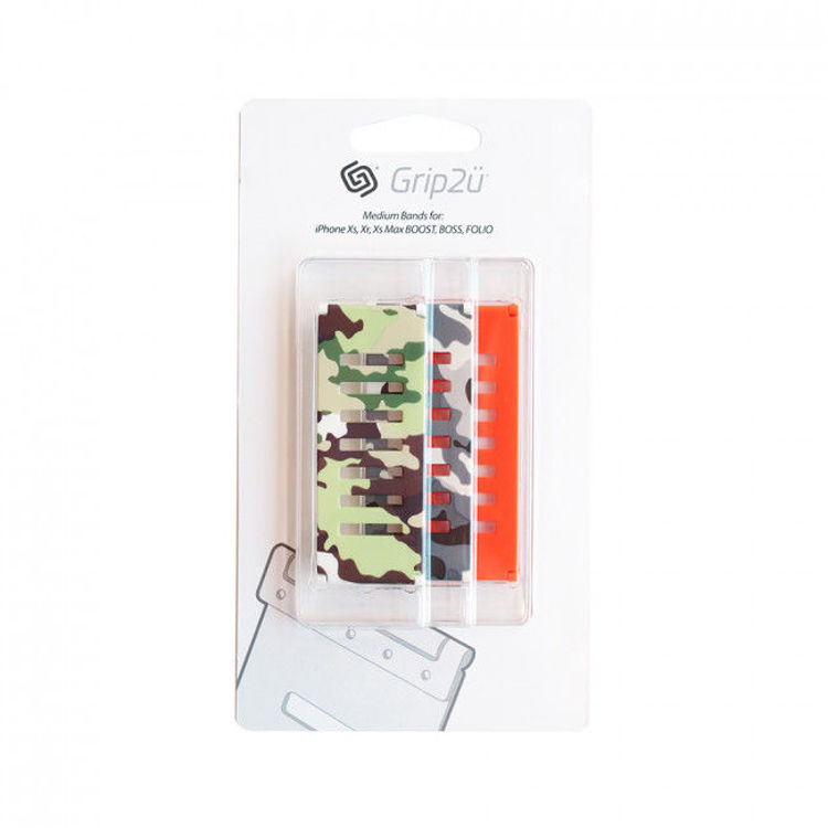 Picture of Grip2ü Replacement Thin Clip Medium Band Combo WUP
