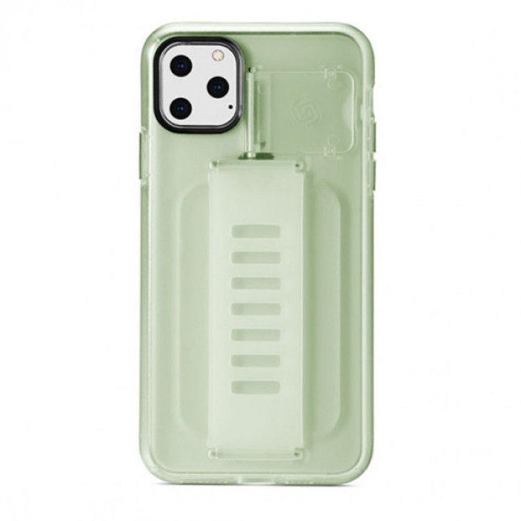 صورة Grip2u Boost Case with Kickstand for iPhone 11 Pro Max (Glow in the dark)