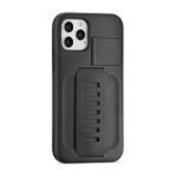 صورة Grip2u Boost Case with Kickstand for iPhone 12 Pro Max(Charcoal)