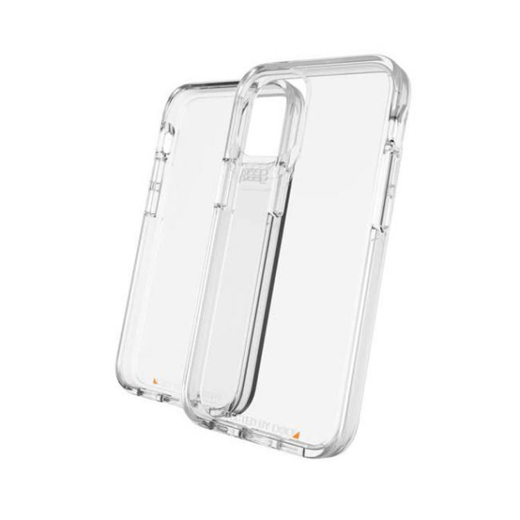 Picture of Gear4 Crystal Palace for iPhone 12 mini (Clear)