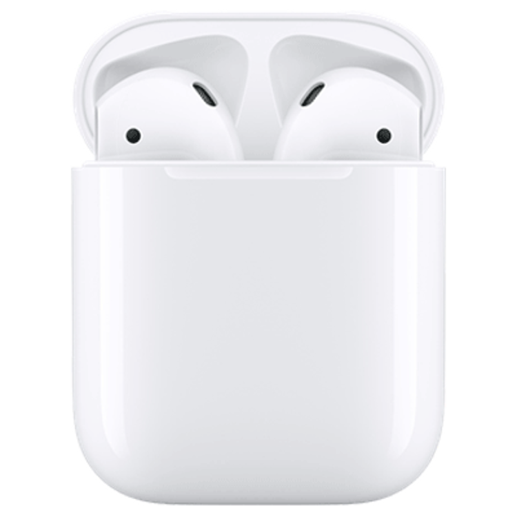 Picture of Apple Airpods 2019 - With Wireless Charging Case