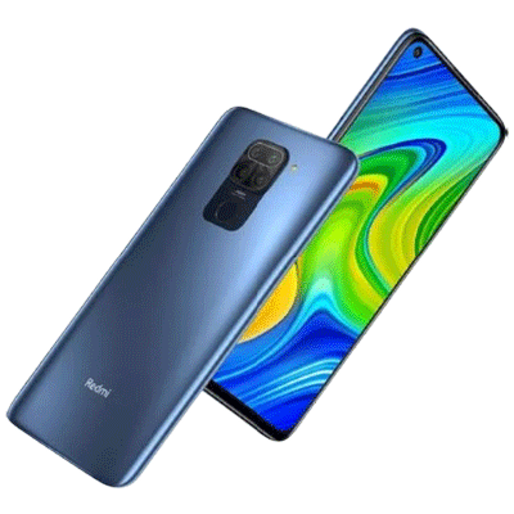 Picture of Xiaomi Redmi Note 9 128 GB Gray