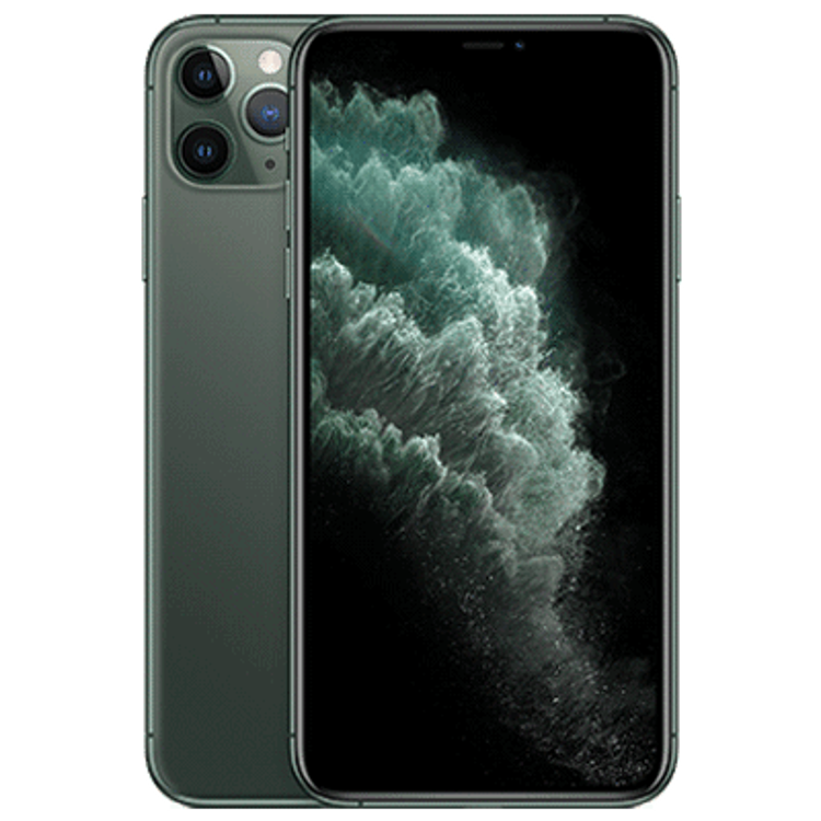 صورة Apple iPhone 11 Pro 64GB Midnight Green