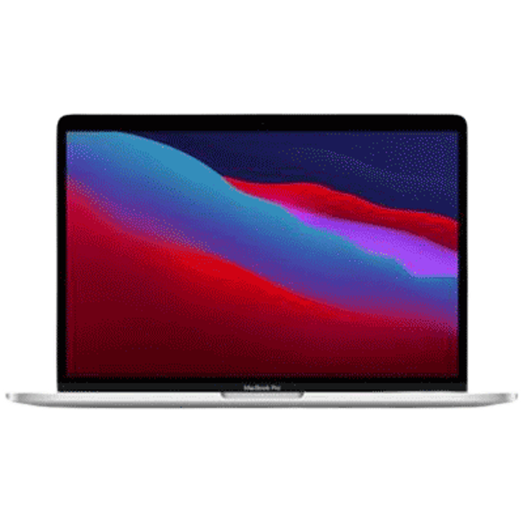 Picture of Apple MacBook Pro 13-inch 256 GB Silver