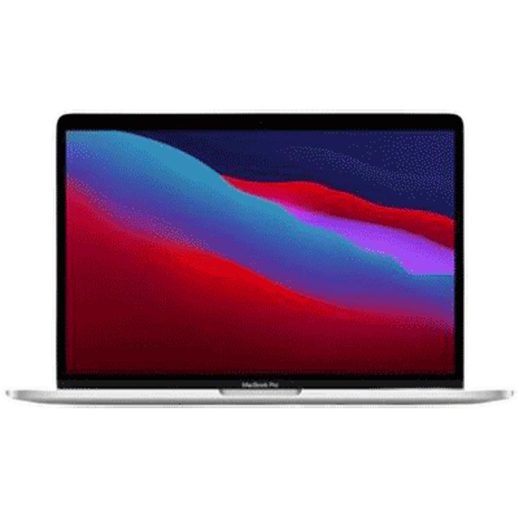 صورة Apple MacBook Pro 13-inch 256 GB Silver