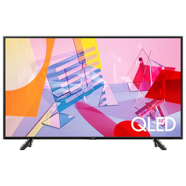 """صورة تلفاز Samsung QLED 4K الذكي 58"""""""