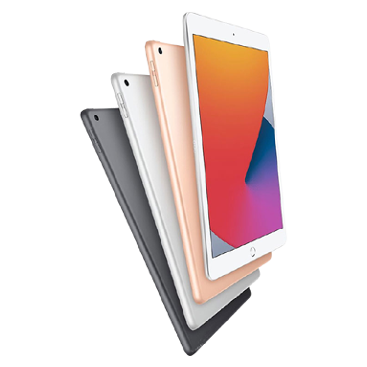 صورة iPad 10.2  WiFi 128 GB Space Grey