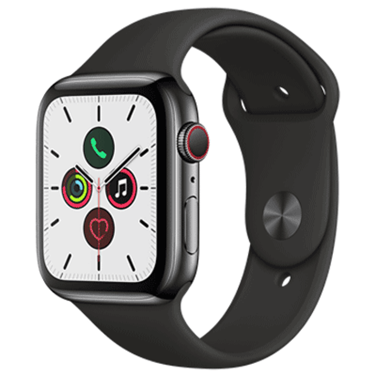 صورة Apple watch series 5 GPS + Cellular 40mm