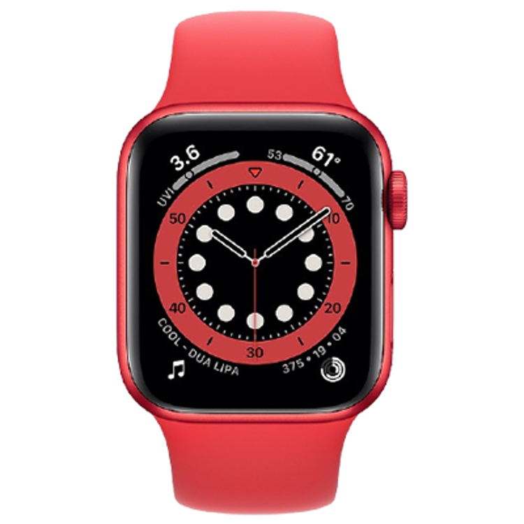 Picture of Apple watch series 6 GPS 44mm Red