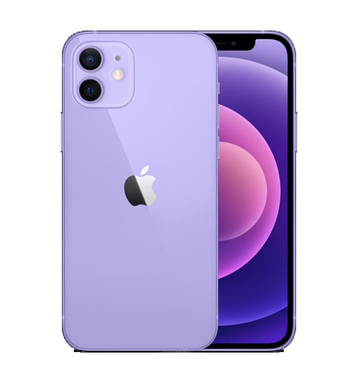 صورة Apple iPhone 12 128 GB Purple