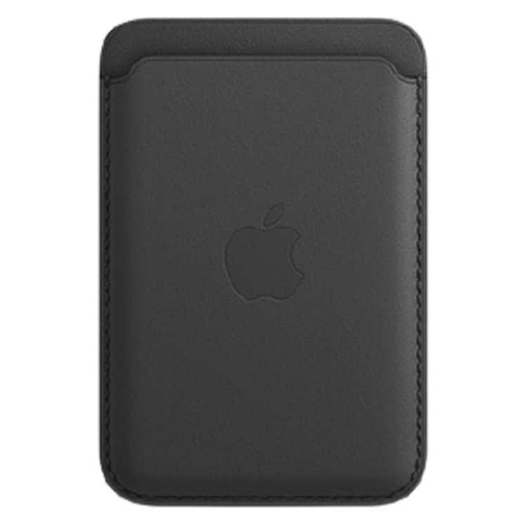 Picture of iPhone Leather Wallet with MagSafe Black