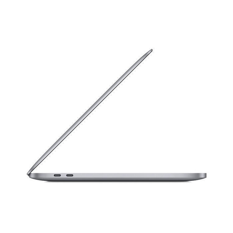 """Picture of Macbook Pro 13"""" customized build with 16GB memory 1TB Silver"""