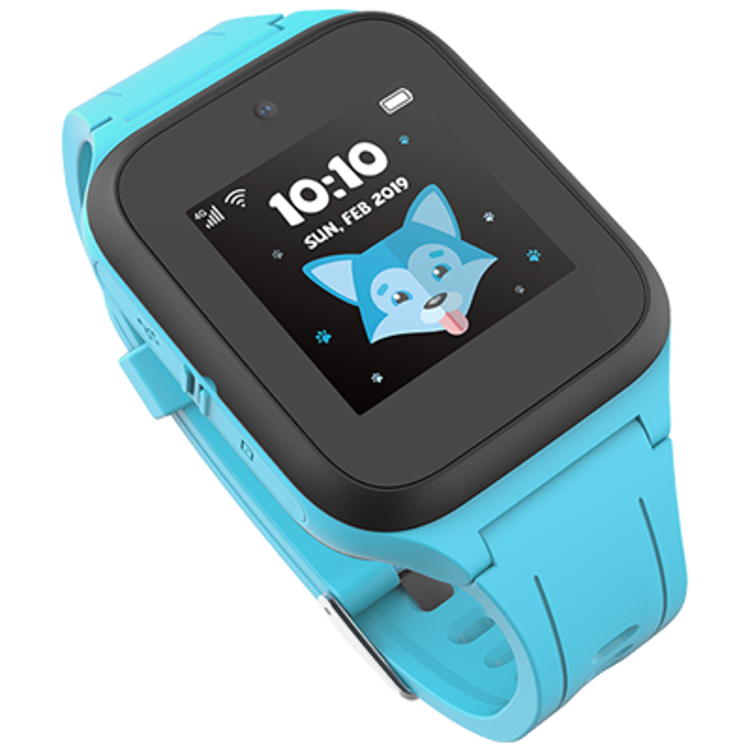 Picture of TCL Kids Smart Watch 4G  Blue
