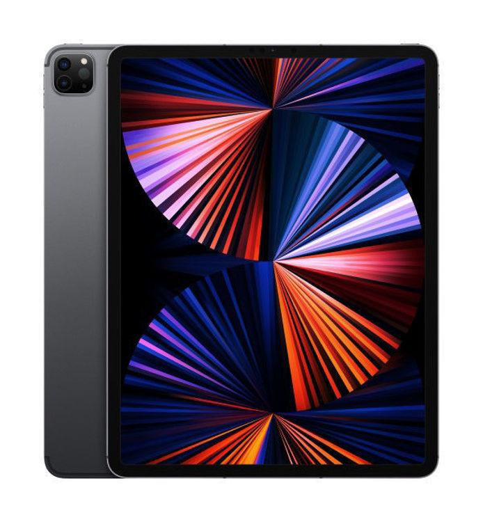"""صورة iPad Pro 12.9""""  WiFi 128GB Silver 2021"""