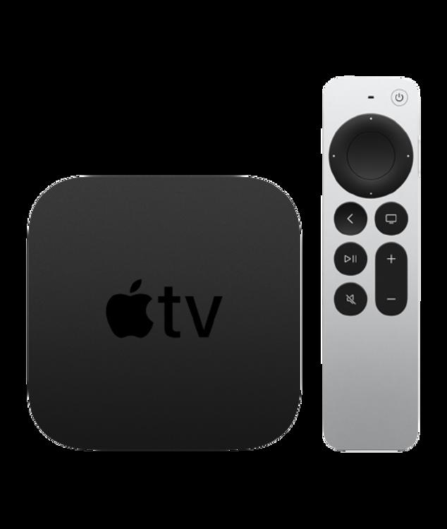 صورة Apple TV 4K- 64GB