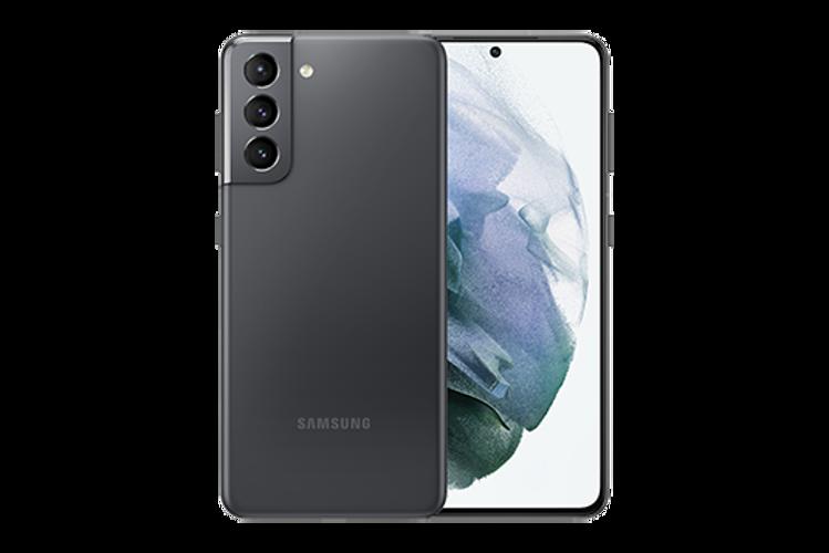 صورة Samsung Galaxy S21 256 GB Phantom Gray