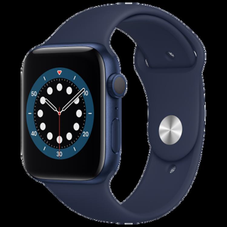 صورة Apple watch series 6 GPS 40mm Blue