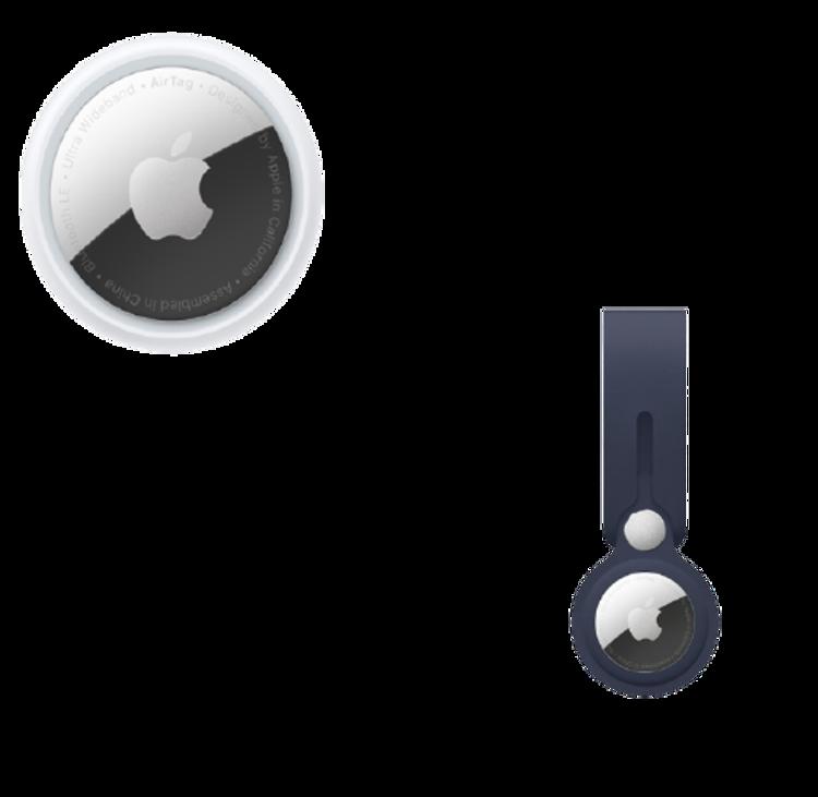 Picture of Apple AirTag 1 Pack + Loop Deep Navy