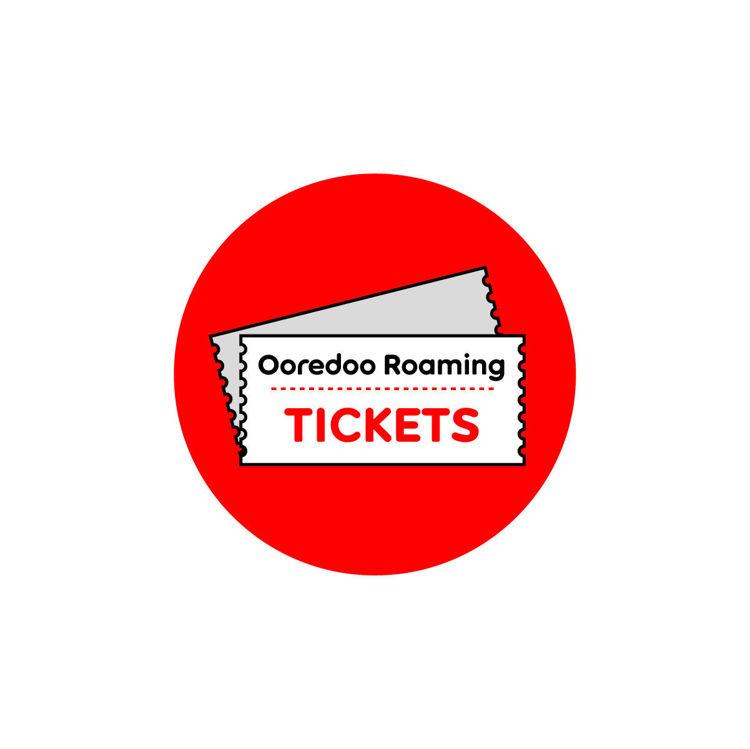 صورة تذاكر Ooredoo للتجوال - My Country تركيا