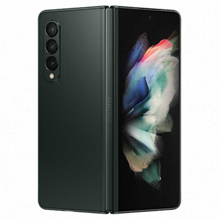 صورة Samsung Galaxy  Z Fold 3 256GB Phantom Black