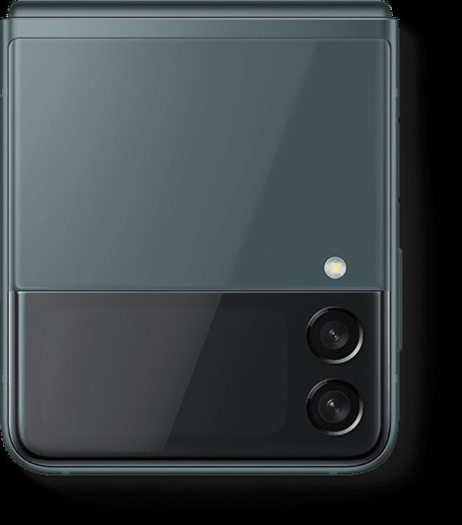 صورة Samsung Galaxy Z Flip3 128 GB Cream