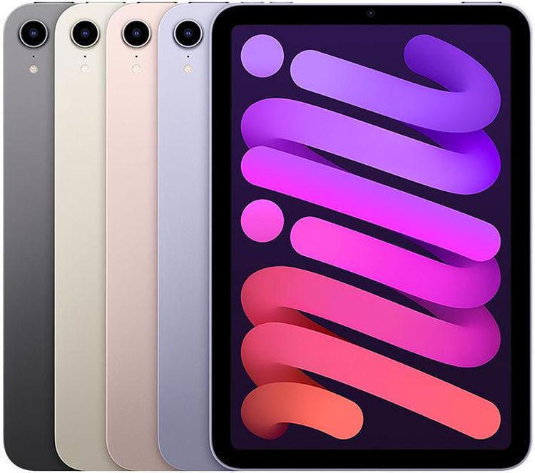 صورة iPad Mini WiFi 2021 - 64GB Starlight