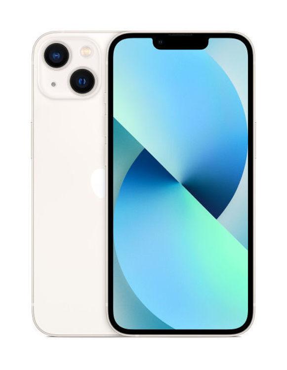صورة Apple iPhone 13 Mini 512 GB Starlight