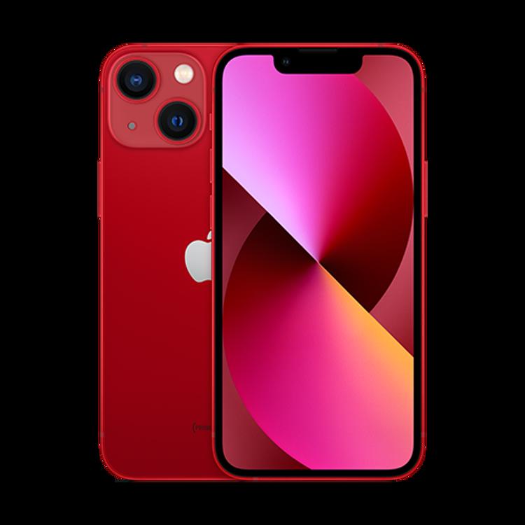 صورة Apple iPhone 13 Mini 256 GB Red