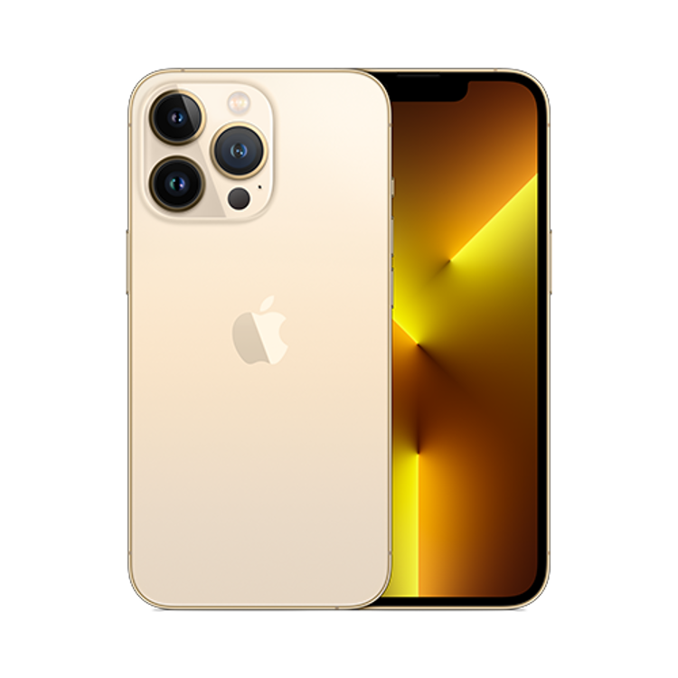 صورة Apple iPhone 13 Pro 512 GB  Gold