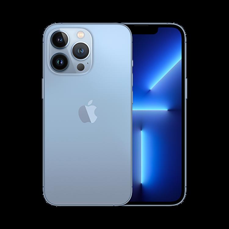صورة Apple iPhone 13 Pro 128 GB  Sierra Blue